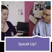 Speak Up course link
