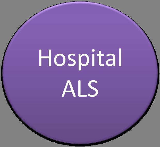 click to select Hospital ALS