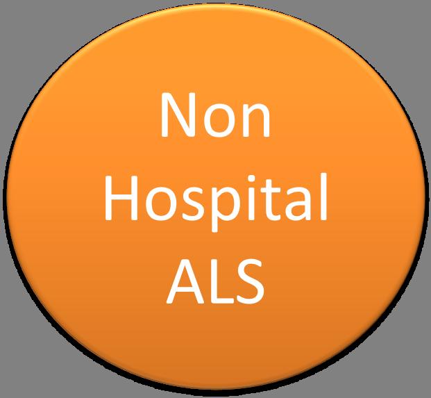 Click to select NON-HOSPITAL ALS